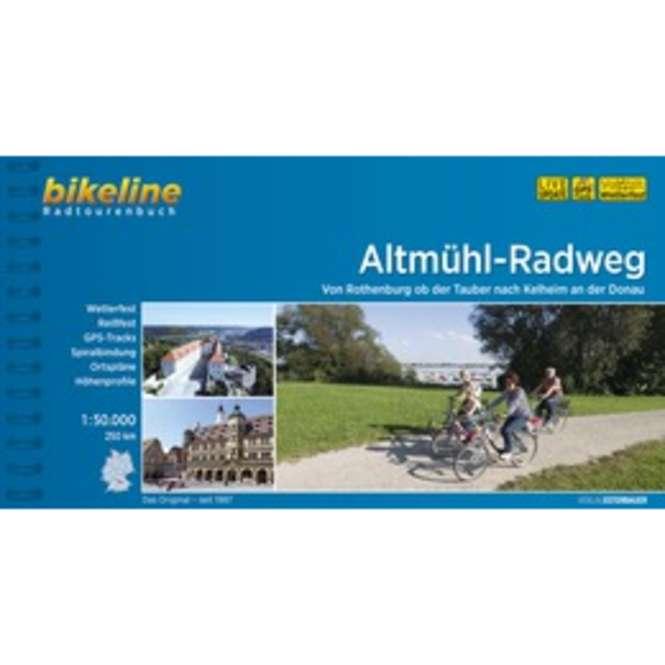 bikeline Altmühl Radweg