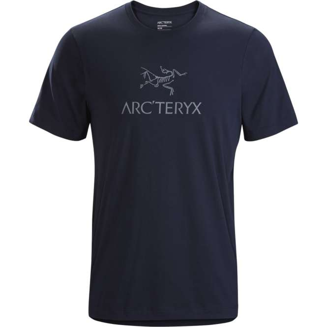 Arc'teryx Arc'World T-Shirt SS Men - kingfisher | S