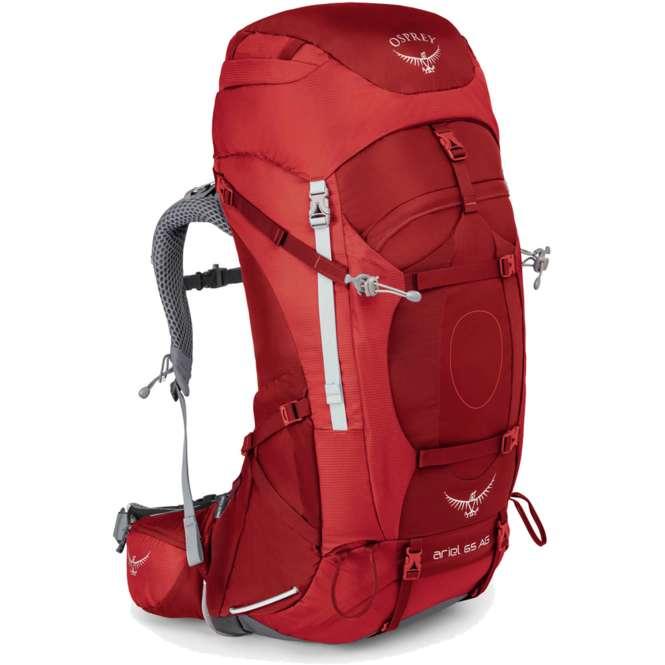 Osprey Ariel AG 65 Women - picante red | WS