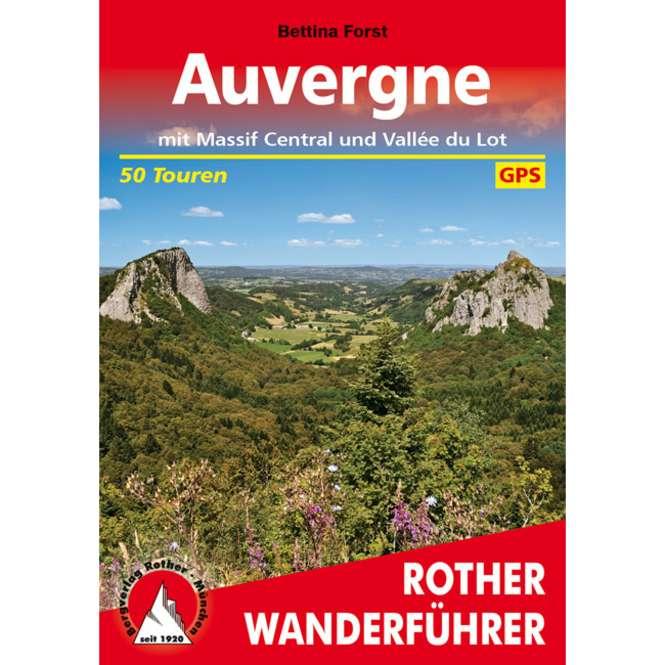 Bergverlag Rother Auvergne