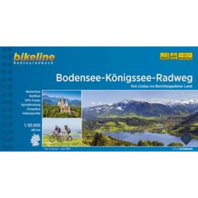 bikeline Bodensee-Königssee