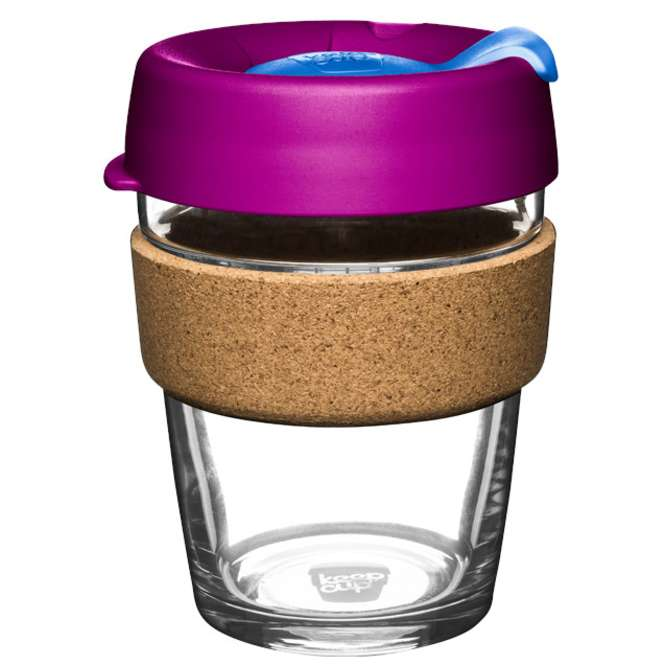 keepcup KeepCup Brew Cork 340 ml - daylily