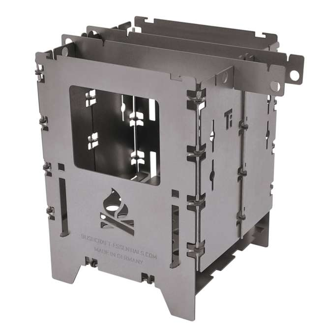 Bushcraft Essentials Bushbox LF Titan