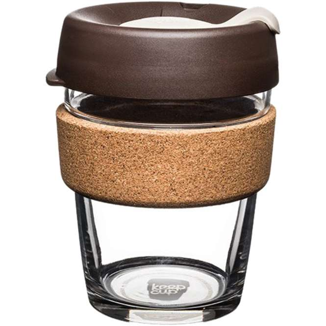 keepcup KeepCup Brew Cork 340 ml - almond