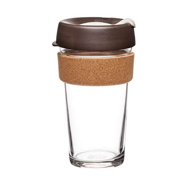 keepcup Keepcup Brew Cork 454 ml - almond