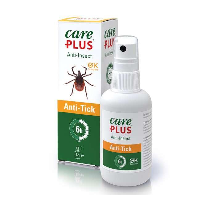 Care Plus Anti-Tick Spray 60 ml