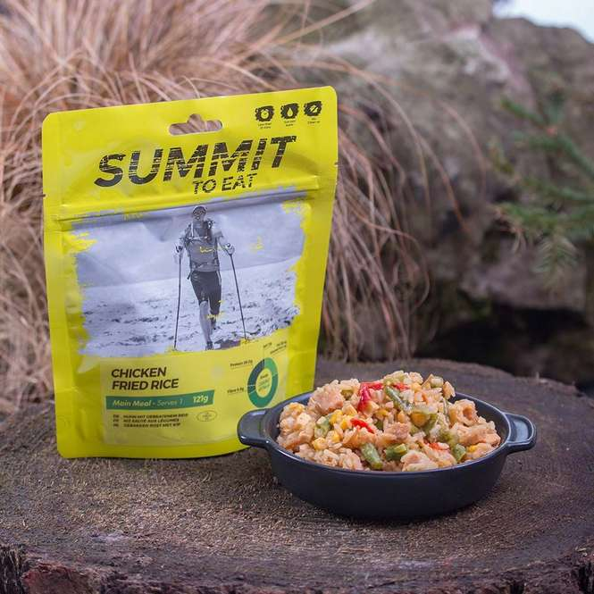 Summit to Eat Huhn mit gebratenem Reis