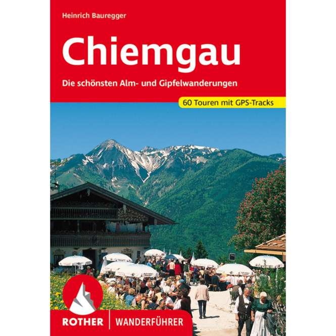 Bergverlag Rother Chiemgau