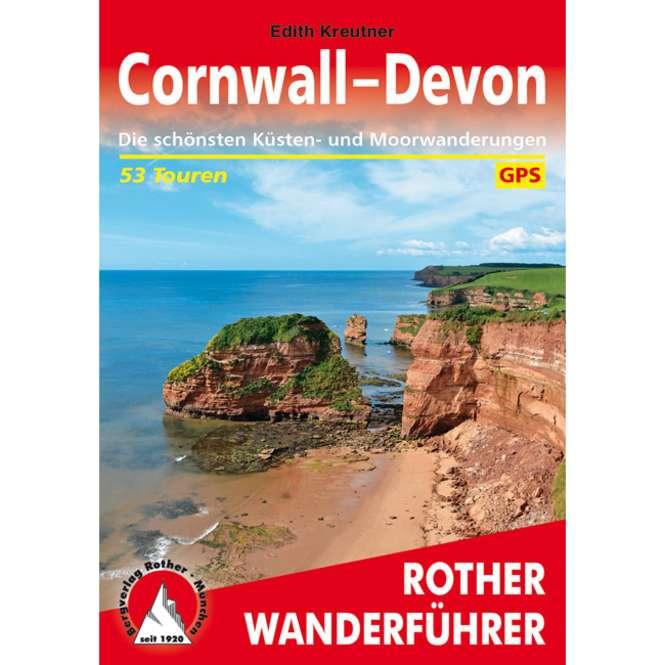 Bergverlag Rother Cornwall - Devon