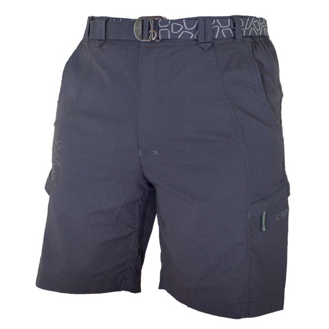 Warmpeace Corsar Shorts Men - iron | XL