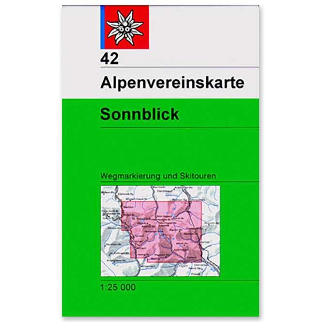 DAV AV Karte 42 - Sonnblick