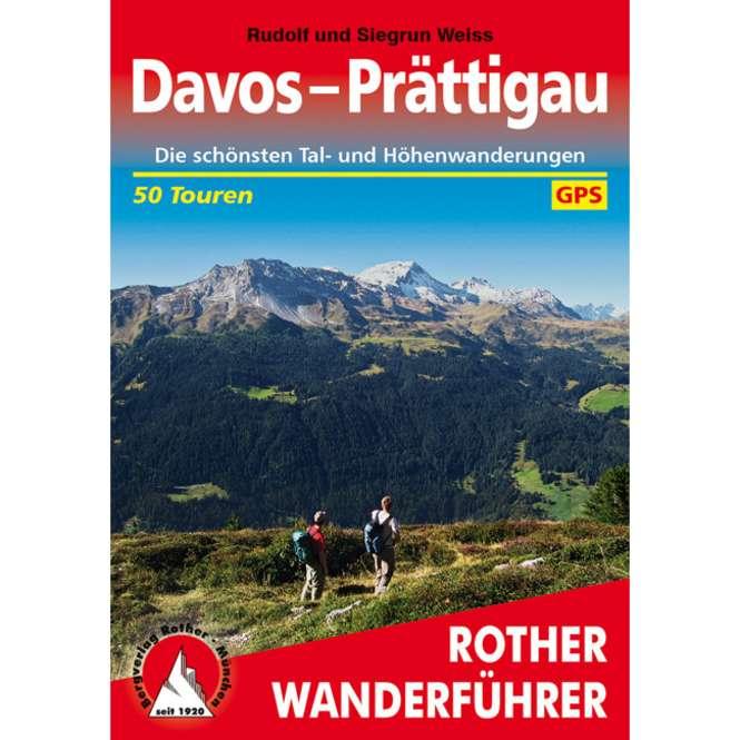 Rother Bergverlag Davos - Prättigau