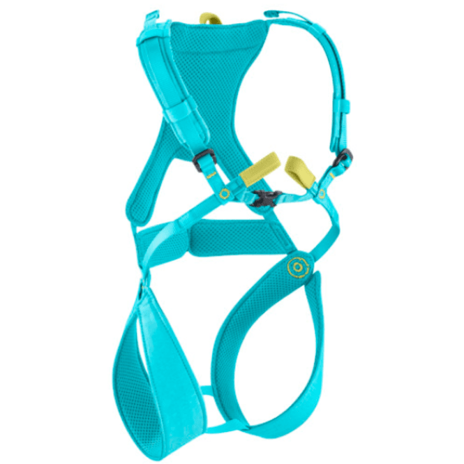 Edelrid Fraggle III - Komplettgurt - icemint - XS