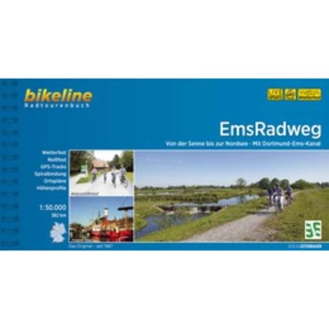 bikeline Ems Radweg