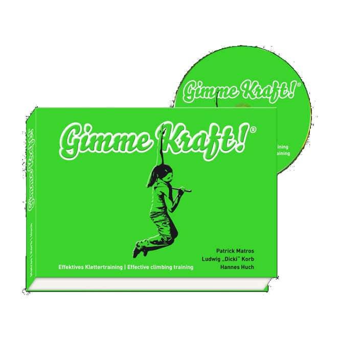 Café Kraft Gimme Kraft Trainingslehrbuch