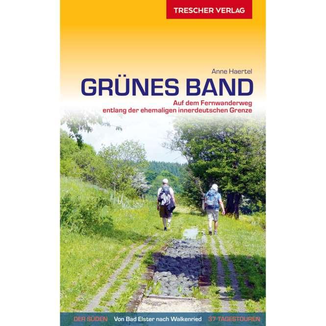 Trescher-Verlag Grünes Band der Süden Trescher