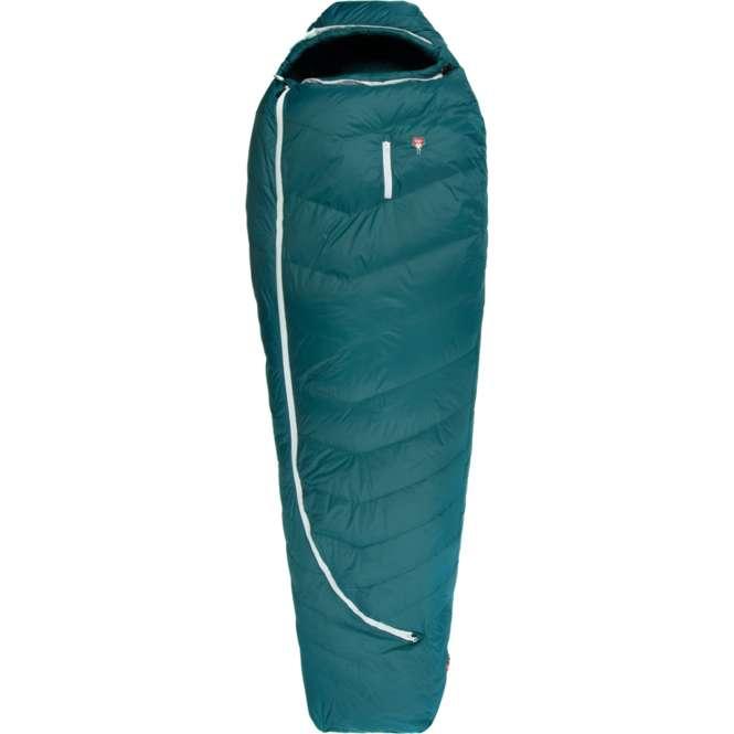 Grüezi Bag pine green | 200 - Biopod DownWool Subzero
