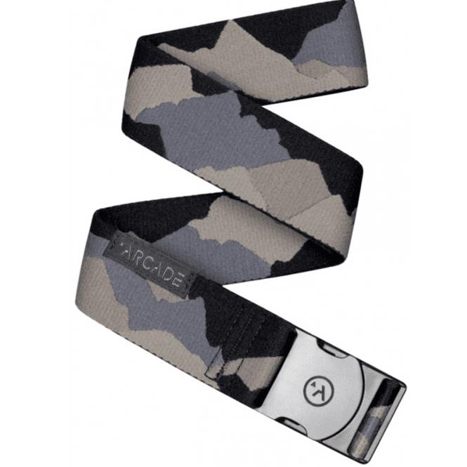 Arcade Ranger Gürtel - grey peaks camo