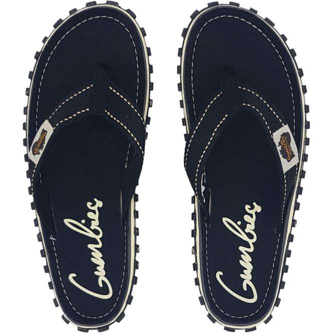 Gumbies Original Zehentrenner Men - black | 41,0