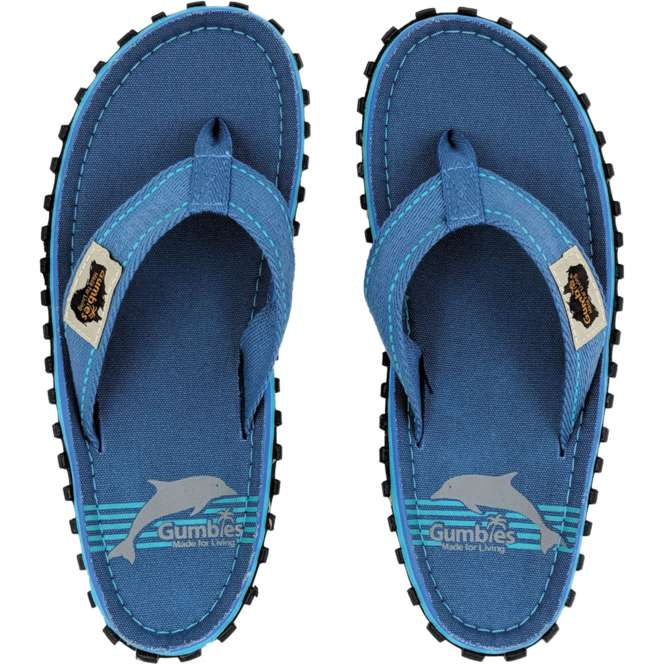 Gumbies Original Zehentrenner Men - pool | 46,0