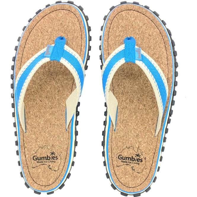 Gumbies Corker Zehentrenner - blue | 38,0