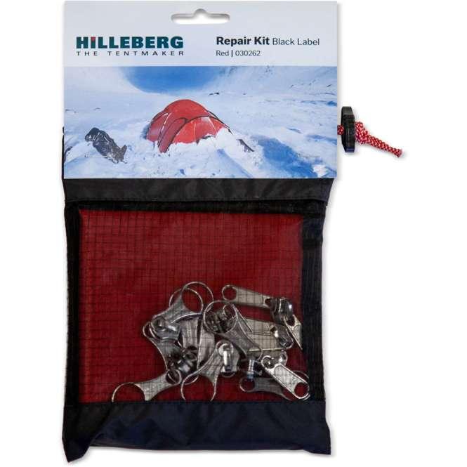 Hilleberg Reparaturset Black Label - rot