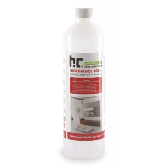 Höfer Chemie Bioethanol Hochrein 100% - 1L