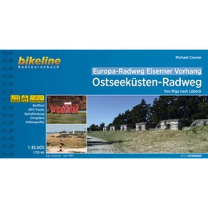 bikeline Ostseeküsten Radweg