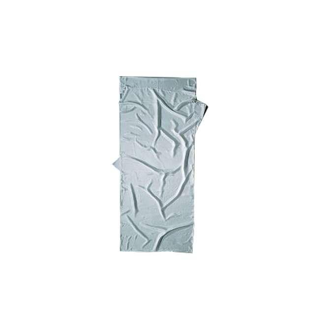 Cocoon Inlett Seide Deckenform - natural silk | kurz