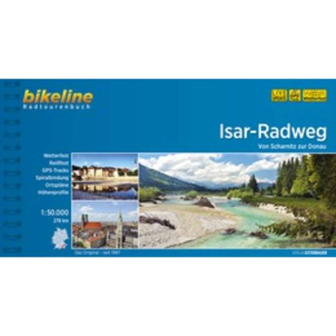 bikeline Isar Radweg