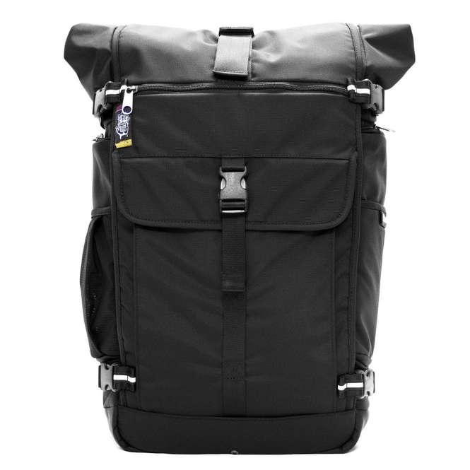 Ethnotek Raja Reise-Rucksack XL 46 - Ballistic Black