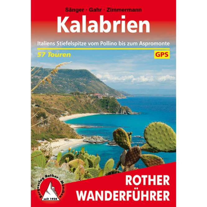 Bergverlag Rother Kalabrien