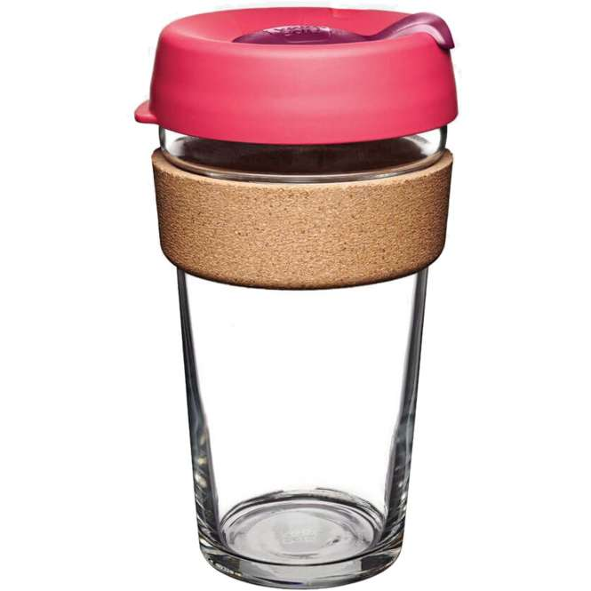keepcup Keepcup Brew Cork 454 ml - flutter