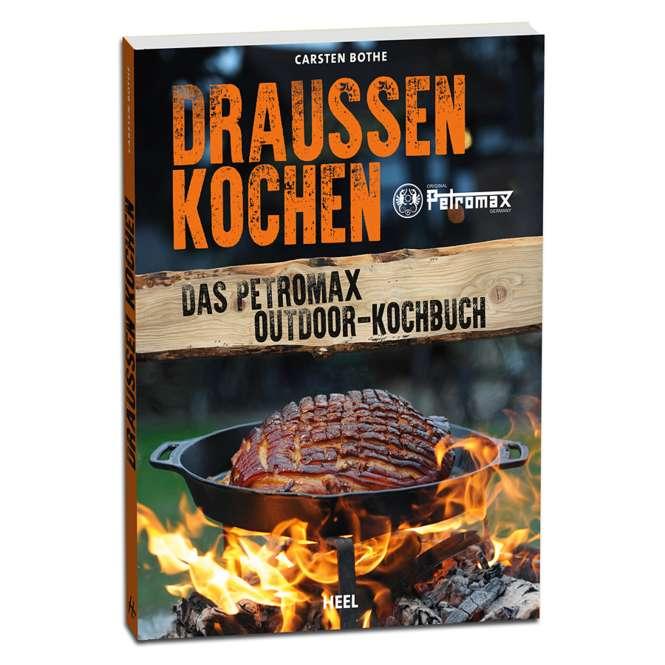 Petromax Buch: Draussen Kochen - das Petromax Outdoor Kochbuch
