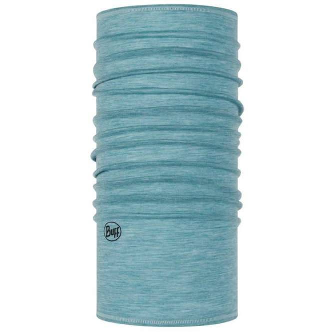 Buff Lightweight Merino Wool Buff - solid pool