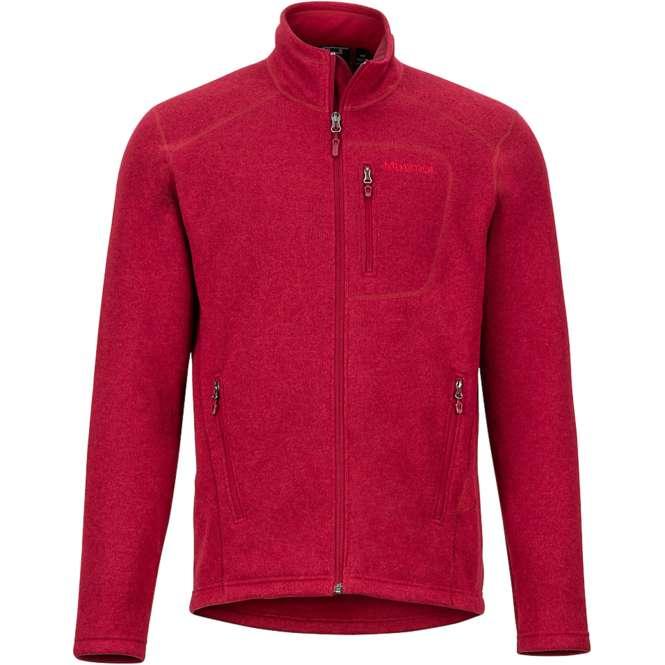 Marmot Drop Line Jacket - brick | S