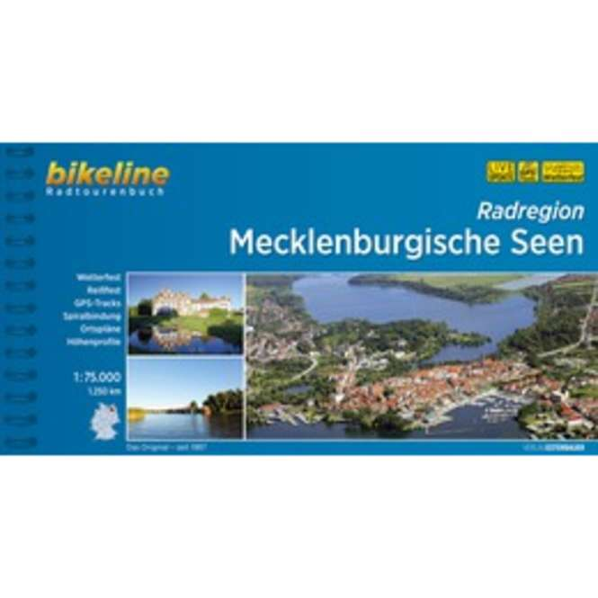 bikeline Mecklenburgische Seen Radregion