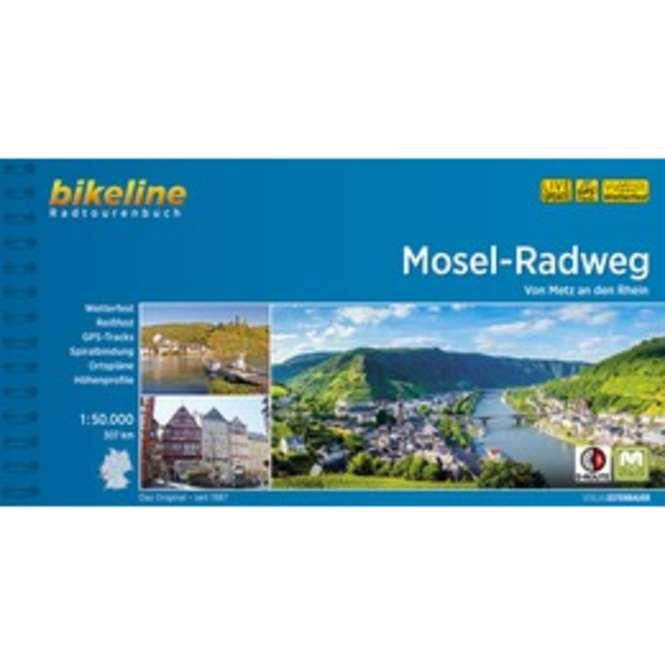 bikeline Mosel Radweg