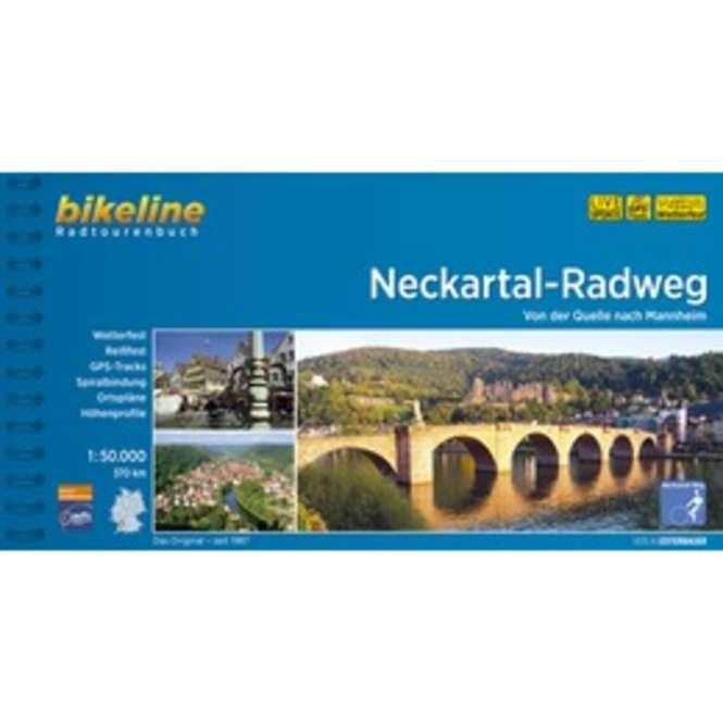 bikeline Neckartal-Radweg
