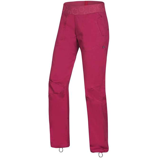 Ocún Pantera Pants Women - persian red   S