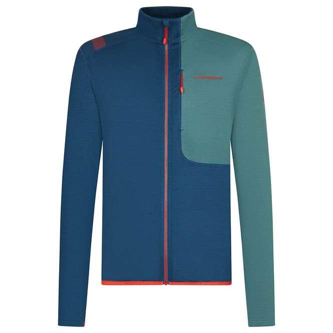 La Sportiva Chill Jacket Men - opal/pine | M