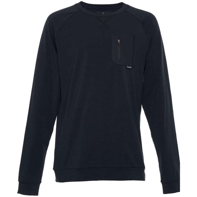 Pally 'Hi Cosmonaut Sweater - bluek | L