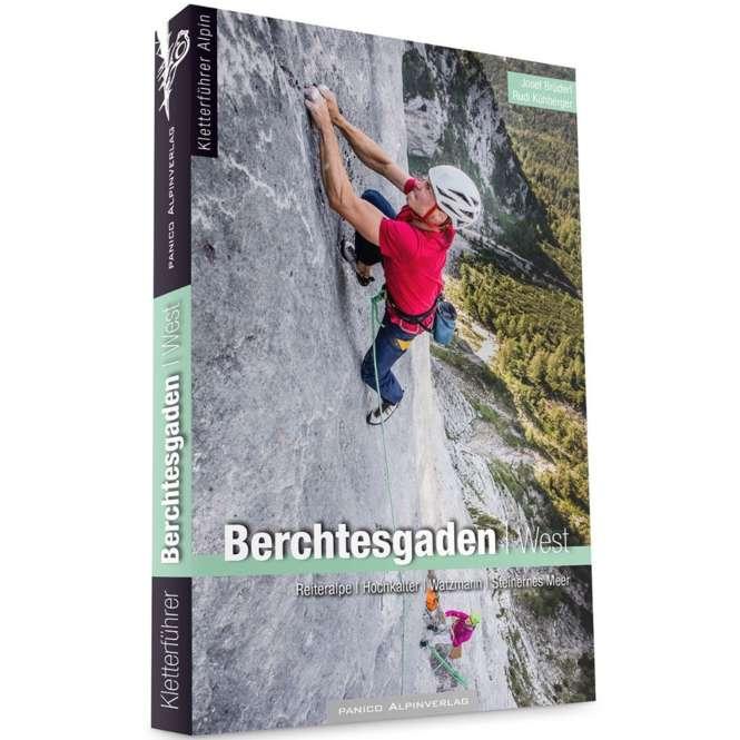 Panico Alpinklettertopo Berchtesgaden West