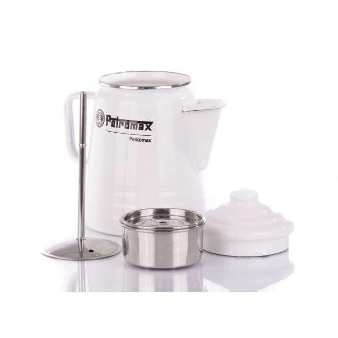 Petromax Perkolator Perkomax - weiß