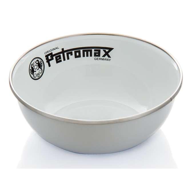 Petromax Emaille-Schalen weiß 2 Stück