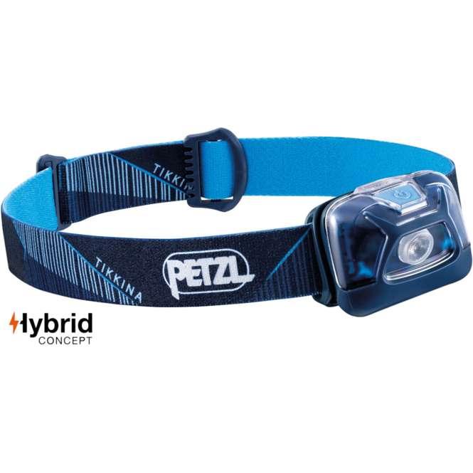 Petzl Tikkina - blau
