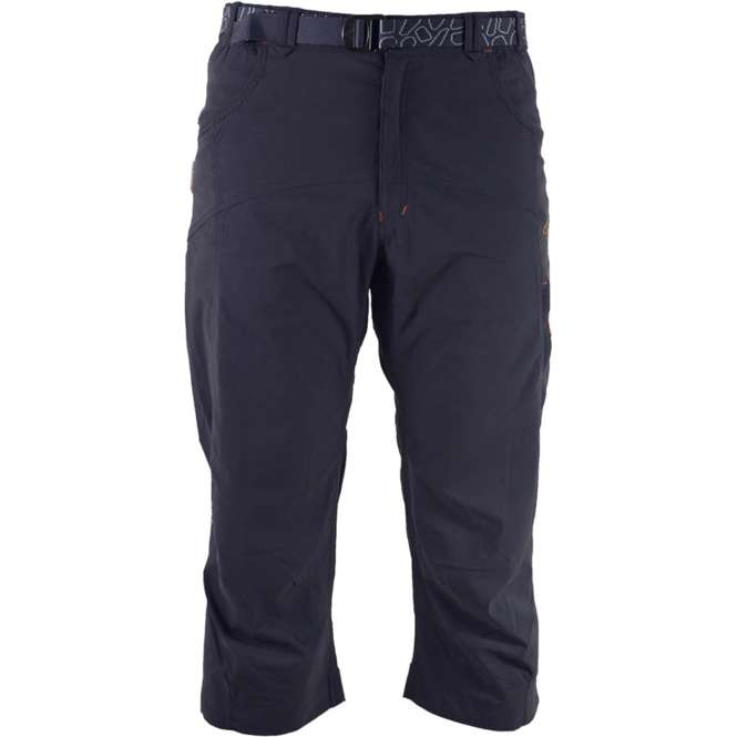 Warmpeace Plywood 3/4 Pants Men - iron | L