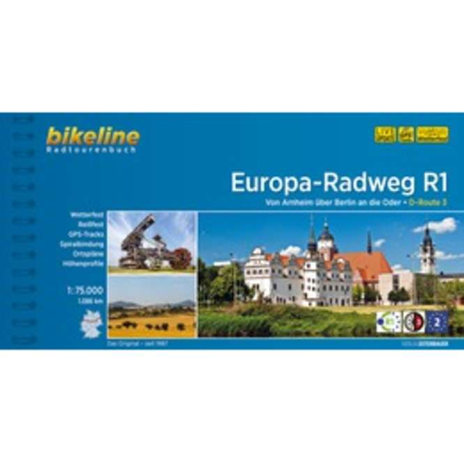 bikeline Europa Radweg R1