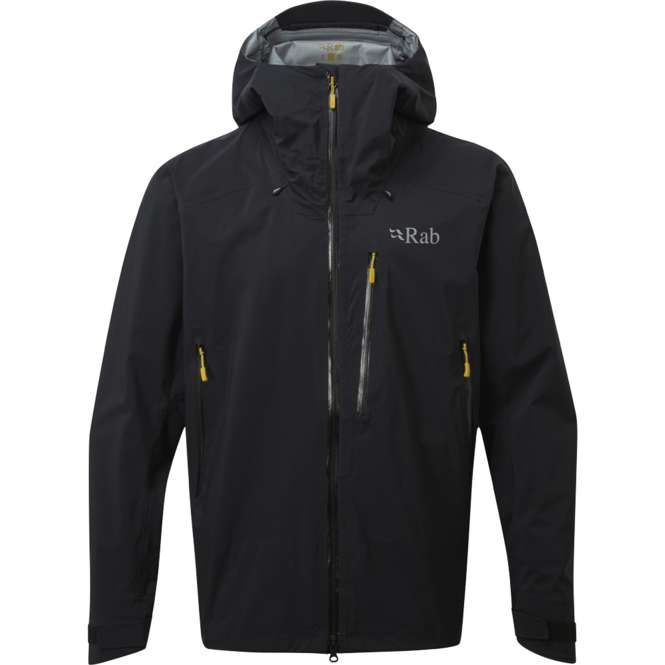 Rab Firewall Jacket Men - black | XXL