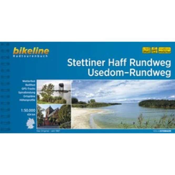 bikeline Stettiner Haff Rundweg - Usedom Rundweg